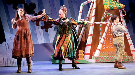 Washington National Opera: Holiday Family Opera: Hansel and Gretel - Photo courtesy of The Kennedy Center