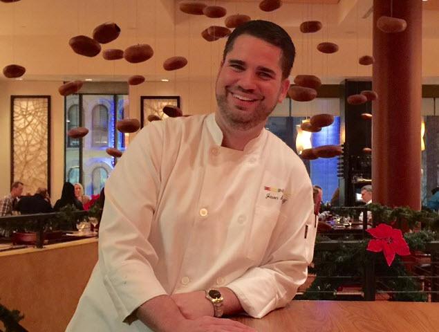 Zengo Chef de Cuisine Jason Streiff
