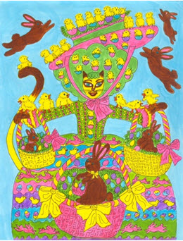 Illustration by Dianna Diatz (c)