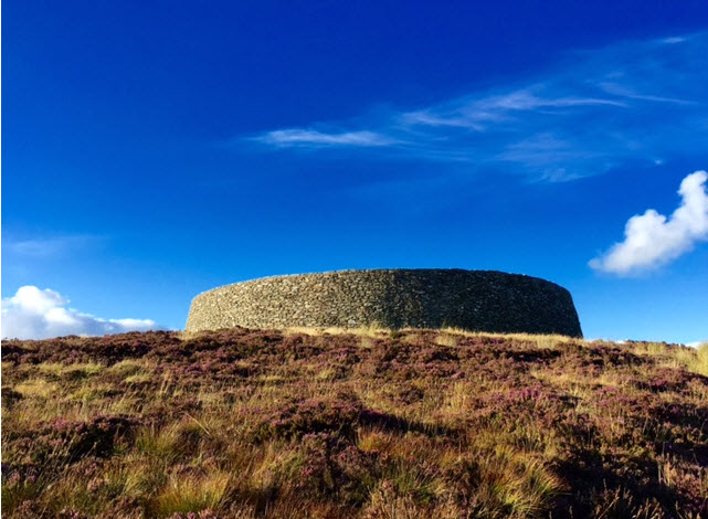 The Grianan of Aileach