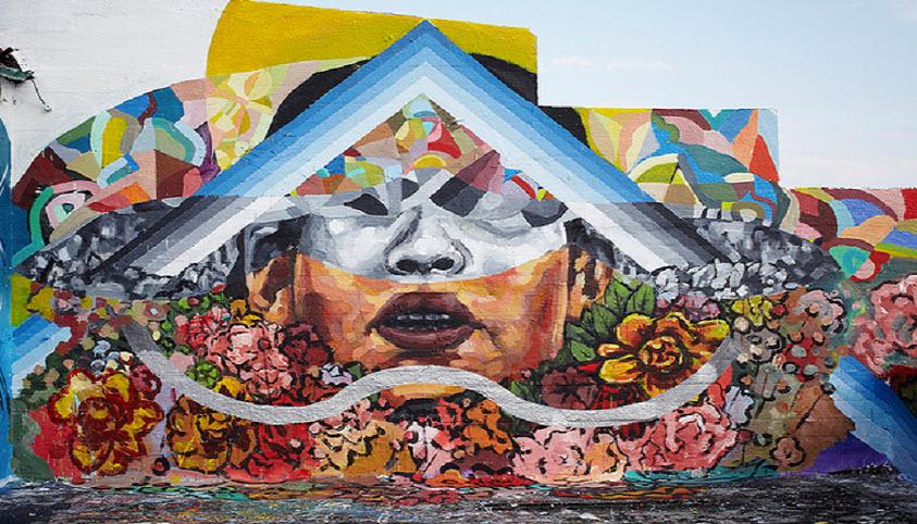 Buenos Aires Art in Washington DC by designer Jon Wye