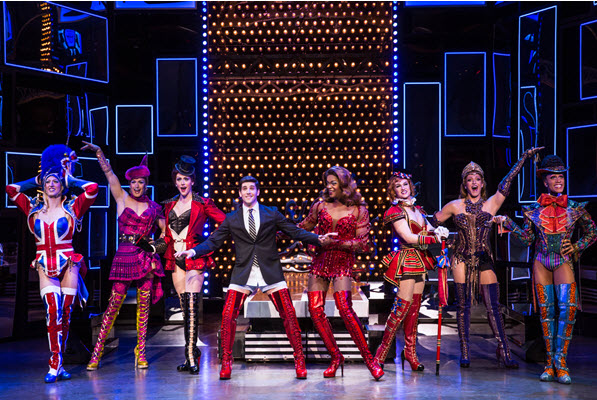 'Kinky Boots' National Touring Company. Photo by Matthew Murphy.