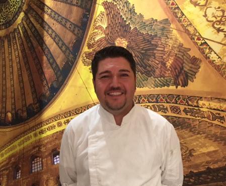 Ottoman Taverna Executive Chef Ilhan Erkek