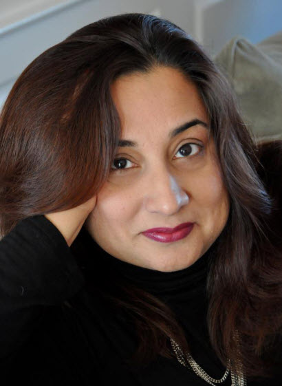Author Monica Bhide