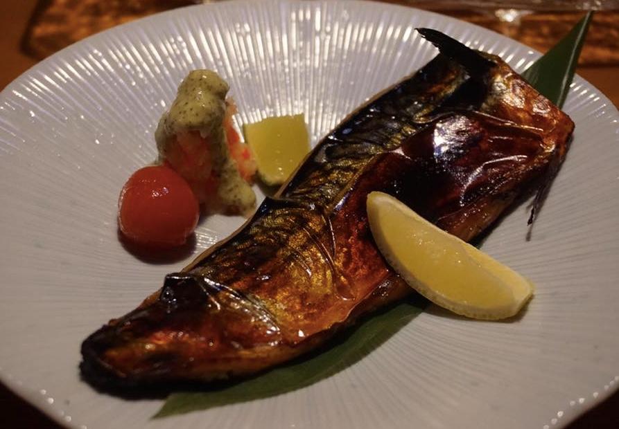 Saba Marinated in Sake and Miso