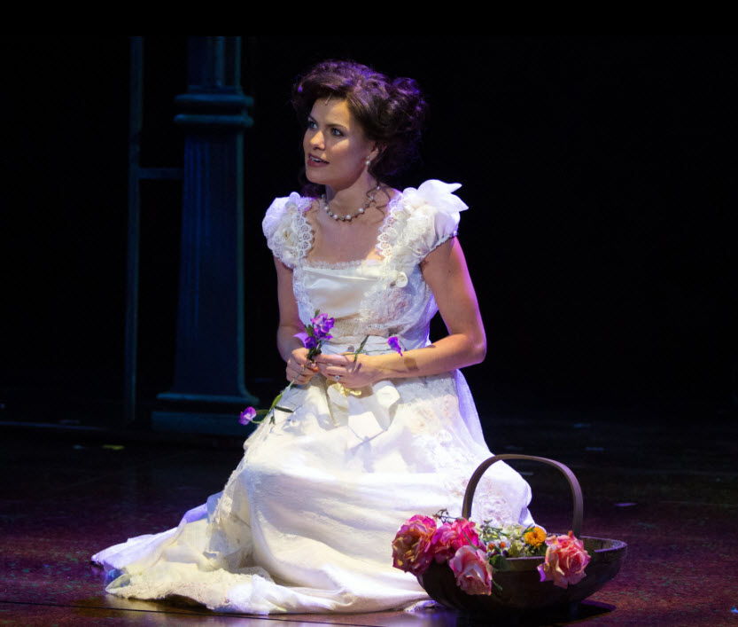 Lizzie Klemperer as Lily Craven. Photo by Teresa Wood