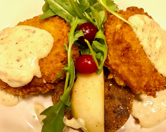 Smoked Haddock and Corn Fish Cakes