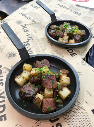72-Hour Short Rib & Potato Hash