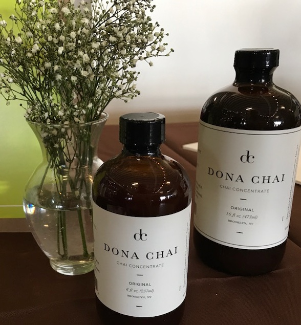 Dona Chai chai tea concentrate