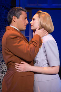 Nicholas Rodriguez and Charlotte Maltby in The Sound of Music. Photo by Jeremy Daniel.