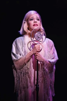 Leigh Ann Larkin as Sally Bowles. Photo by Joan Marcus.