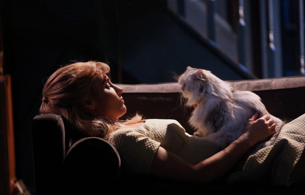 Photo of Lisa Dwan as Stella