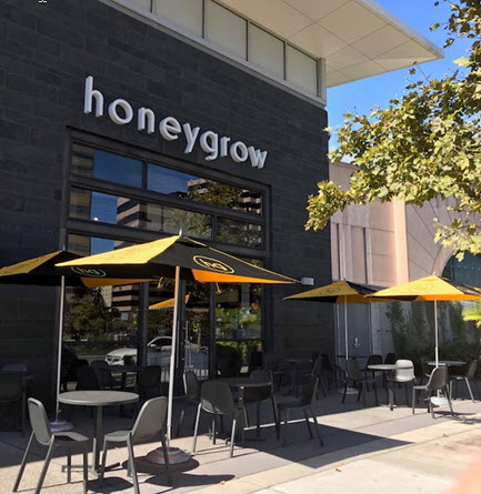 honeygrow in Pentagon City