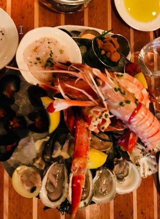 Seafood Ancona at Fiola Mare