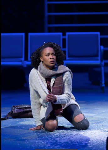 Antoinette Robinson as Viola - Photo credit Scott Suchman