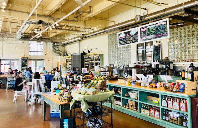 The Urban Farmhouse Market & Kitchen