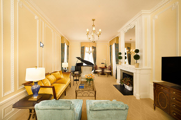 JEFFERSON SUITE LIVING ROOM